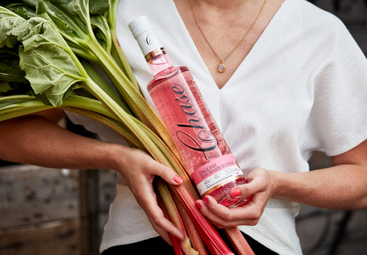 Chase English Rhubarb Vodka
