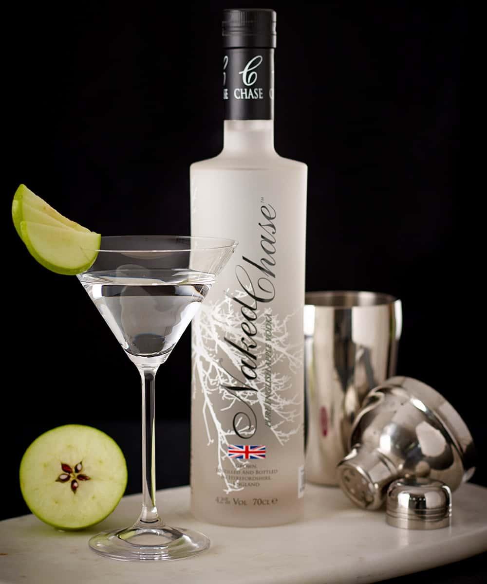 CHASE DISTILLERY - Sharp Bramley Apple Vodka