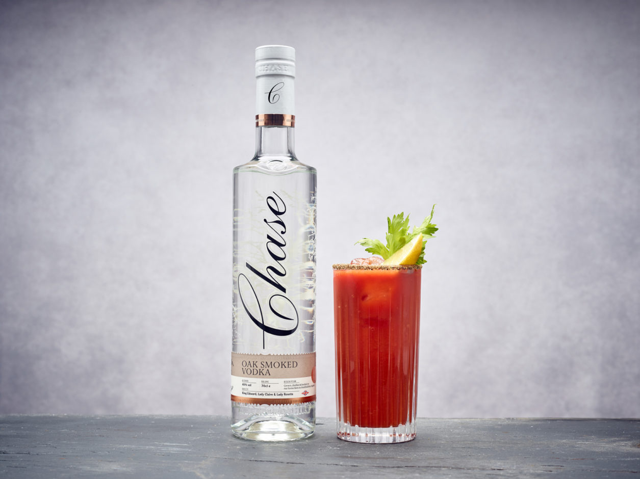 Chase Smoky Bloody Mary