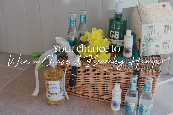 Your chance to WIN a Chase & Bramley Products Hamper
